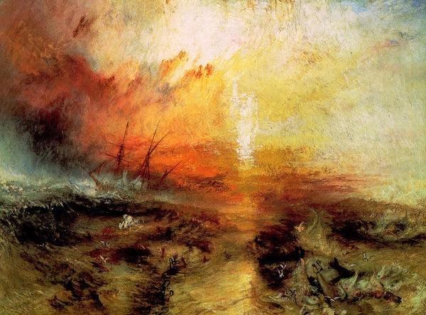 特纳笔下的现代世界:在光影中留下的罪恶记忆和爱国情怀